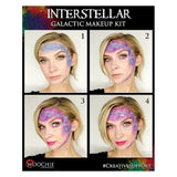 Woochie Water Activated Halloween Makeup Kit - Galactic