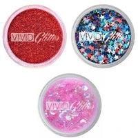 VIVID Glitter Build Your Own Kit (Pick 3+ Colors)