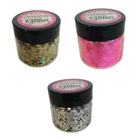 Amerikan Body Art Build Your Own Chunky Glitter Kit (Pick 3+ Colors)