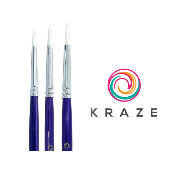 Kraze FX Build Your Own Brush Set (Pick 3+ Styles)