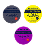 Kryolan Cosmetic Grade UV-Dayglow Build Your Own Set (Pick 3+)