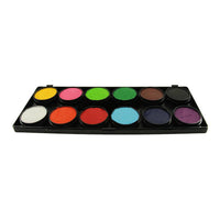 Diamond FX Build Your Own Face Paint Palettes (12 Colors)