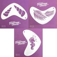 Boomerang Stencils Build Your Own Set (Pick 3+ Designs)