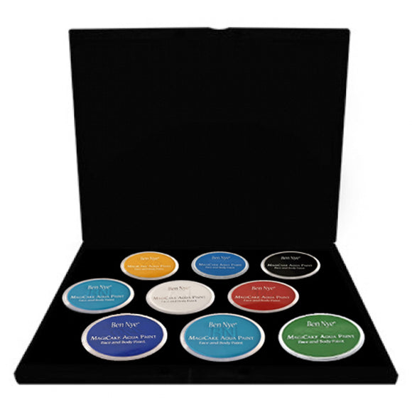 Ben Nye Build Your Own MagiCake Palette (9 Colors)