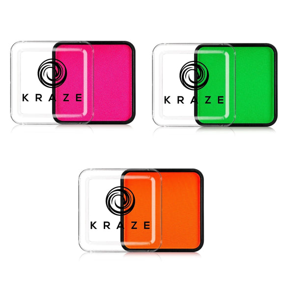 Kraze FX Build Your Own Value Set Of 3+ (25 gm each)