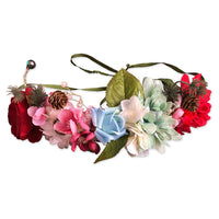 Creative Faces Flower Crowns - Crown 001