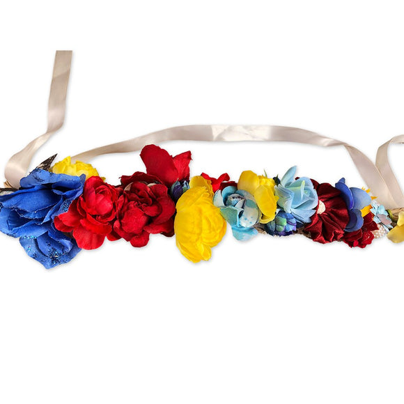 Creative Faces Flower Crowns - Crown 002