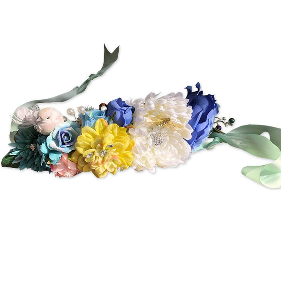Creative Faces Flower Crowns - Crown 003