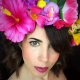 Creative Faces Flower Crowns - Crown 010
