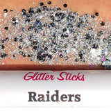 Creative Faces Glitter Stick - Raiders (3.5 gm/4.5 ml)