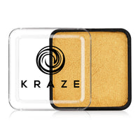Kraze FX Face Paint - Metallic Gold (25 gm)