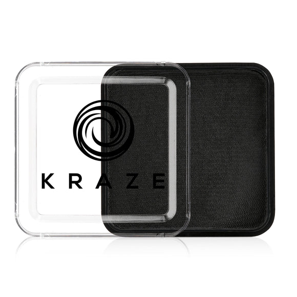 Kraze FX Face Paint - Black (25 gm)