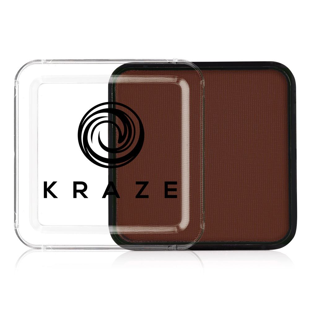 Kraze FX Face Paint - Brown (25 gm)