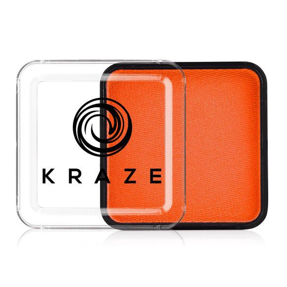 Kraze FX Face Paint - Orange (25 gm)