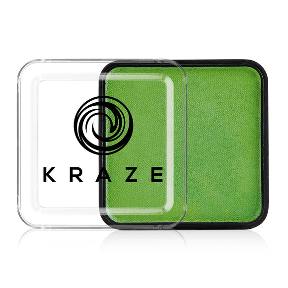 Kraze FX Face Paint - Lime Green (25 gm)