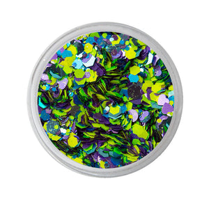 VIVID Glitter Wild Bloom Chunky Glitter Mix