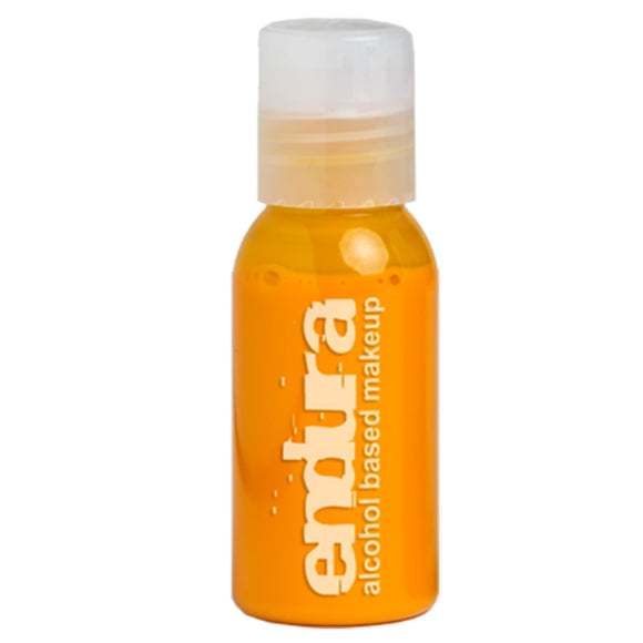 Endura Ink Alcohol Based Airbrush Makeup  - Yellow (1 oz/ 30 ml)