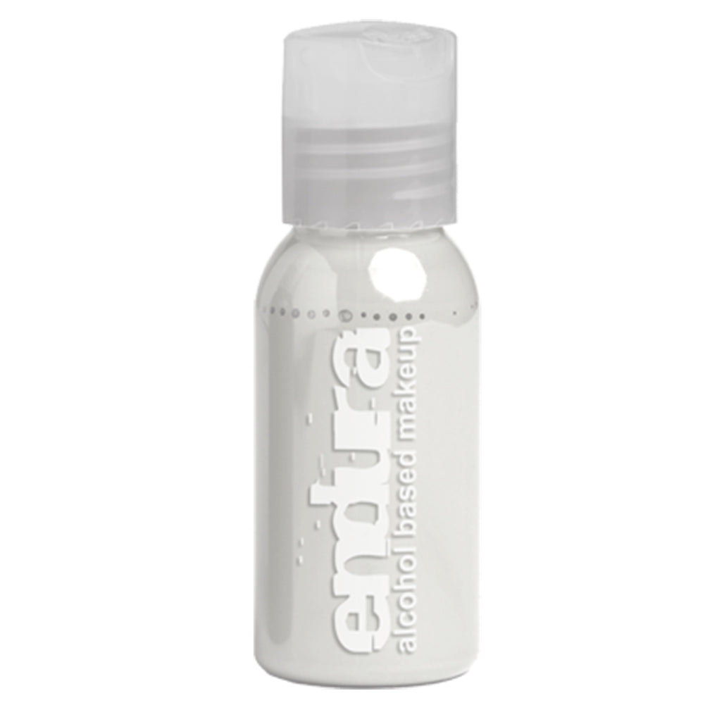 Endura Ink Alcohol Based Airbrush Makeup  - White (1 oz/ 30 ml)
