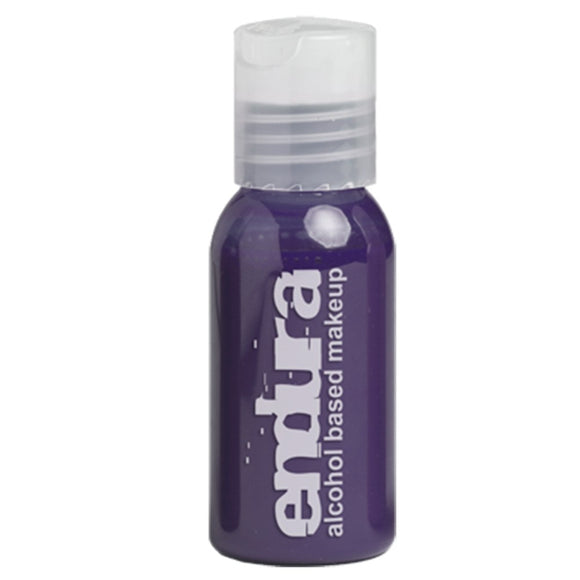Endura Ink Alcohol Based Airbrush Makeup  - Purple (1 oz/ 30 ml)