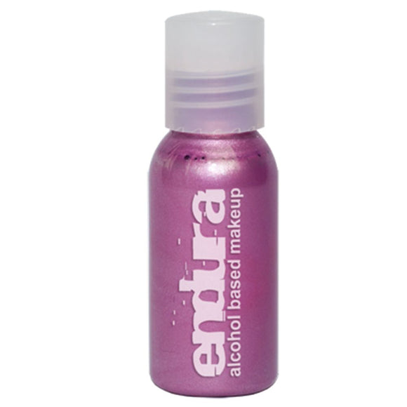 Endura Ink Alcohol Based Airbrush Makeup  - Metallic Lavender (1 oz/ 30 ml)
