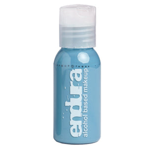 Endura Ink Alcohol Based Airbrush Makeup  - Light Vein Blue (1 oz/ 30 ml)