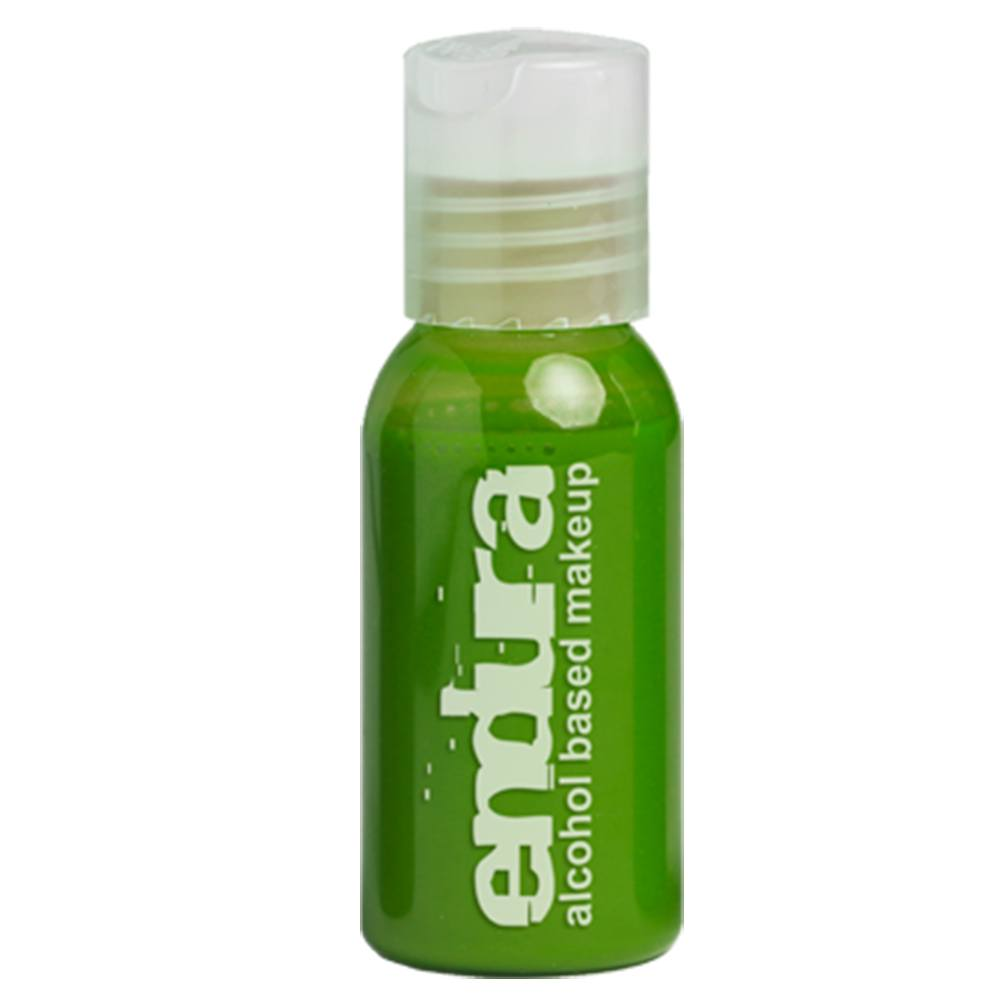 Endura Ink Alcohol Based Airbrush Makeup  - Lime Green (1 oz/ 30 ml)