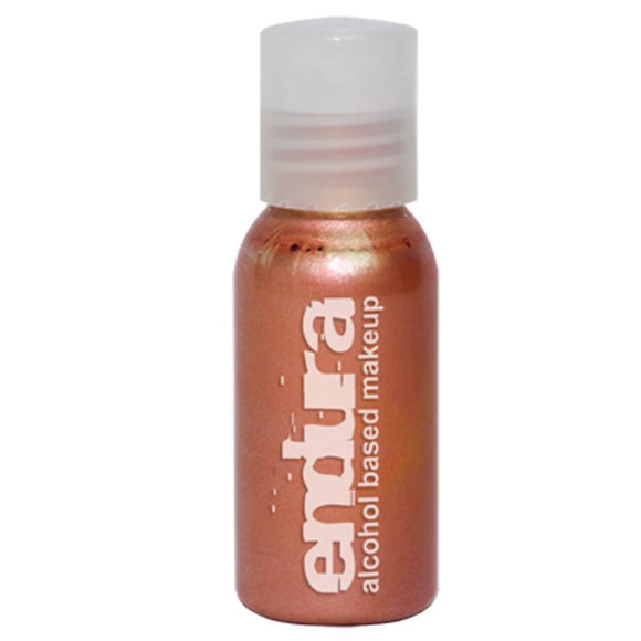 Endura Ink Alcohol Based Airbrush Makeup  - Metallic Bronze (1 oz/ 30 ml)