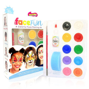 Silly Farm Face Fun Kit - Classic Party