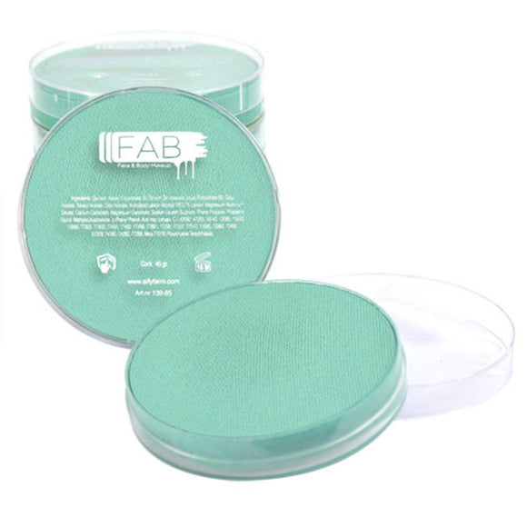 FAB Blue Face Paint - Seafoam 108