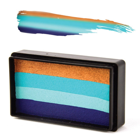 Silly Farm Arty Brush Cakes - Mermaid (20 gm)