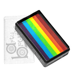 Silly Farm Arty Brush Cakes - True Rainbow (20 gm)