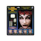Wolfe Vampiress Face Painting Kit
