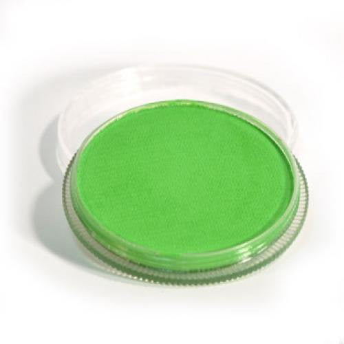 Wolfe Face Paints - Light Green 057