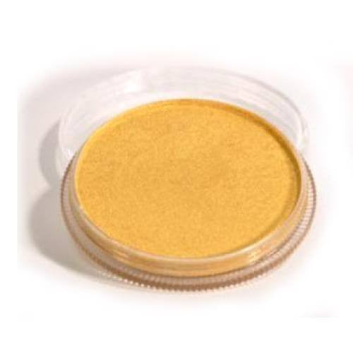 Wolfe Face Paints - Metallic Gold M100