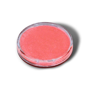 Wolfe Pink Face Paints - Metallic Peach M27 (1.06 oz/30 gm)