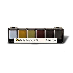 Wolfe F/X 6 Color Palette - Monster