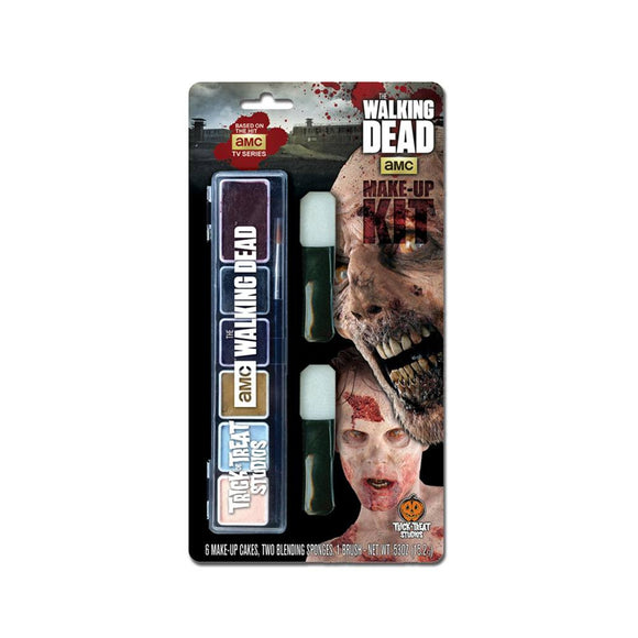 Wolfe F/X 6 Color Palette - AMC The Walking Dead