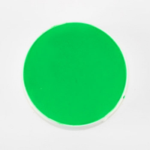 Kryolan Aquacolor - UV-Dayglow Green