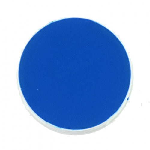 Kryolan Blue Aquacolor - UV-Dayglow Blue