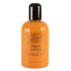 Mehron Liquid Face Paints - Orange O