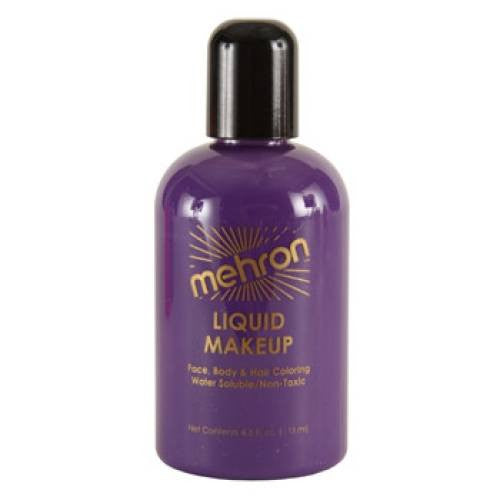 Mehron Liquid Face Paints - Purple P