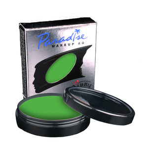 Paradise AQ Face Paints - Light Green LGR