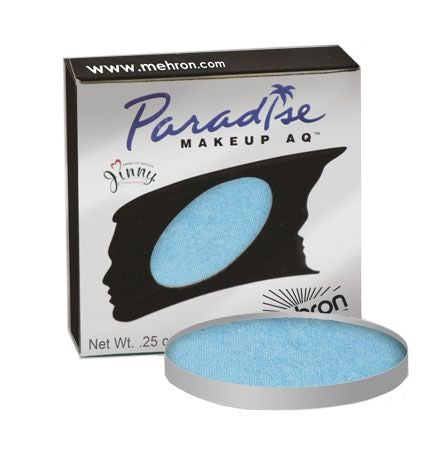 Paradise AQ Face Paint - Brilliant Light Blue / Blue Bebe BLB