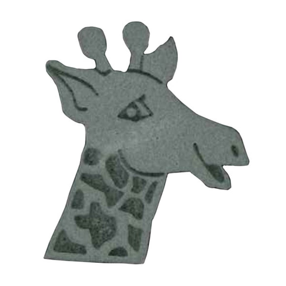 Ruby Red Face Paint Stamps - Giraffe