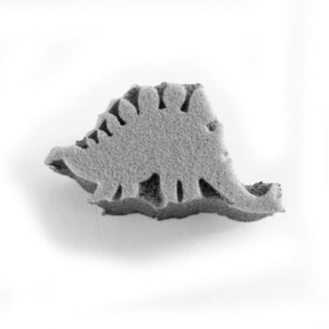 Ruby Red Face Paint Stamps - Stegosaurus