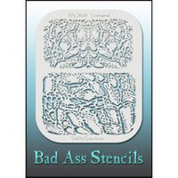 Bad Ass Full Size Stencils - BAD6063
