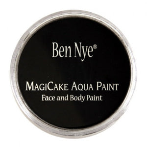 Ben Nye MagiCake - Licorice Black LA-3 (0.77 oz/22 gm)