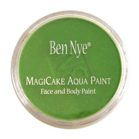 Ben Nye MagiCake - Lime Green LA-108 (0.77 oz/22 gm)
