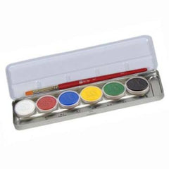 Ben Nye MagiCake Face Paint Palettes (6 Colors)