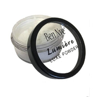 Ben Nye Lumiere Luxe Shimmer Powder - Ice (LX-1)